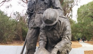 Fire Fighters Memorial